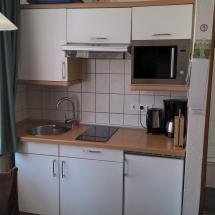 Moppe Küche mit Bad